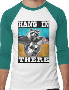 Hang In There Men's Baseball ¾ T-Shirt