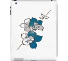 Japanese Flower for Homewares, including Doona Covers iPad Case/Skin