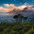 Table Mountain Panorama by louishiemstra