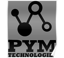 Pym Technologies - Ant Man Poster