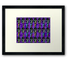 """Girls are Wired Differently""© Framed Print"