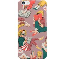 Let's Read iPhone Case/Skin