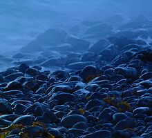 Sea -washed Stones. by Bette Devine