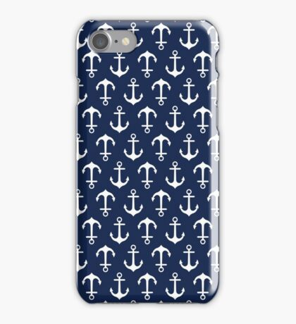 Anchors Aweigh! iPhone Case/Skin