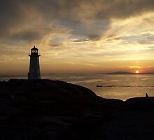Lighthouse by dryant4