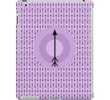 Gosh I Love Arrows iPad Case/Skin