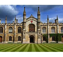 cambridge 1 Photographic Print