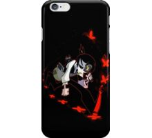 Not what but Who iPhone Case/Skin