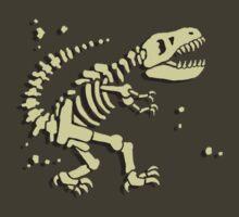 Dinosaur Tshirt T-rex by Adew