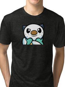 Oshawott Tri-blend T-Shirt