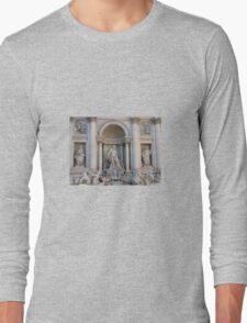 THREE COINS IN THE FOUNTAIN Long Sleeve T-Shirt
