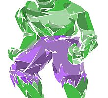 hulk by newtegan