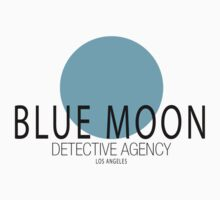 Blue Moon Detective Agency by chazy73