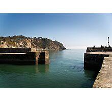 Harbour Entrance Photographic Print