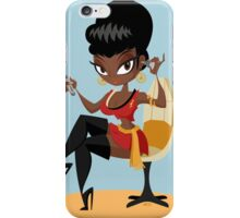 Uhura  iPhone Case/Skin