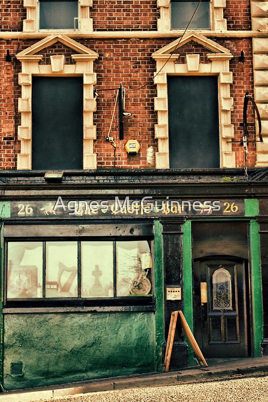 Castle Bar, Derry by Agnes McGuinness