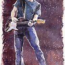 Jazz Rock John Mayer 01 by Yuriy Shevchuk