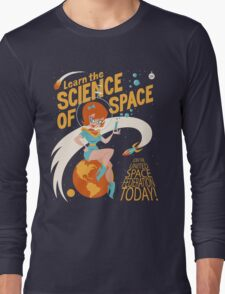 United Space Federation Long Sleeve T-Shirt