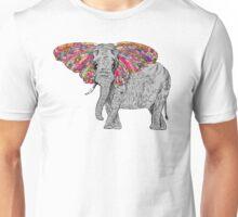 Bella The Happy Butterphant Unisex T-Shirt