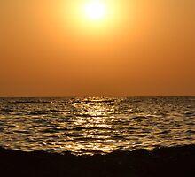 Sunrise in Marsa Alam by FedeC