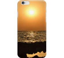Sunrise in Marsa Alam iPhone Case/Skin