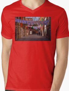 Laundry day Mens V-Neck T-Shirt