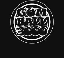 Gumball 3000 funny geek nerd T-Shirt