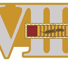 8th Battalion, Royal Australian Regiment 8 RAR Roman Numeral Citation by RARMascotsAus