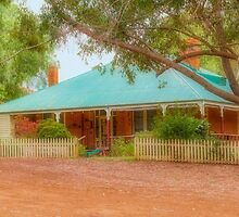 Riverwood House, Bridgetown, Western Australia #2 by Elaine Teague
