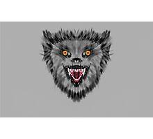 Inner Wolf Photographic Print