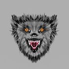 Inner Wolf by Shah-rah