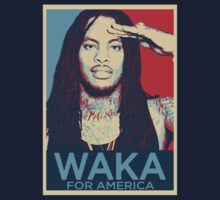 Waka flocka flame for america by HolyPrepuce