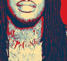 #WakaForAmerica Sticker