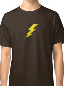 Lightening Bolt Super Character Cartoon T-Shirt Duvet Classic T-Shirt