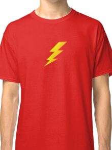Lightening Bolt Super Character Cartoon T-Shirt Duvet Classic T-Shirt