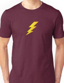 Lightening Bolt Super Character Cartoon T-Shirt Duvet Unisex T-Shirt