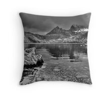 Across the waters ............ Throw Pillow