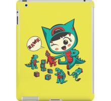 Tiny Monster iPad Case/Skin