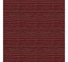 Apple Butter Wood Grain Texture Photographic Print