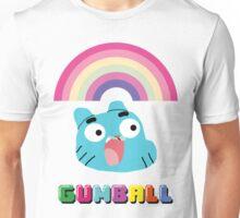 The Amazing World Of Gumball Face Unisex T-Shirt