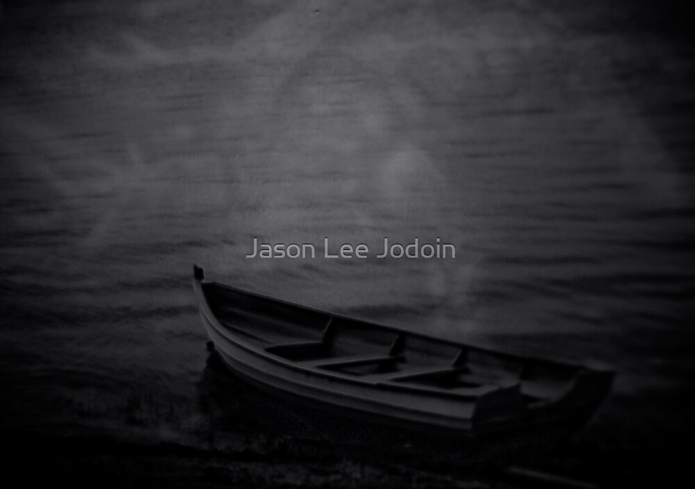 The Haunted Rowboat by Jason Lee Jodoin