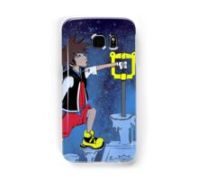 The Keyblade In The Stone Samsung Galaxy Case/Skin
