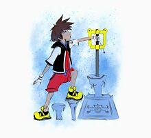 The Keyblade In The Stone Unisex T-Shirt