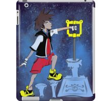 The Keyblade In The Stone iPad Case/Skin