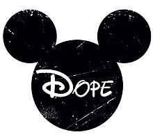 Dope Mickey by IMadeUReadThi