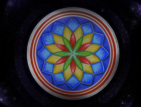 Mandala :  Expand by danita clark