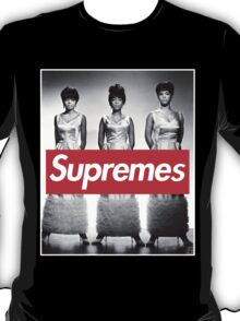 Supreme - The Supremes T-Shirt