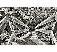 Stairway to Nowhere Photographic Print