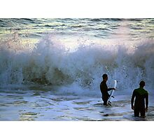 The Surf Photographic Print