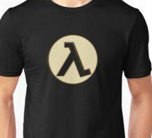 Lambda Unisex T-Shirt